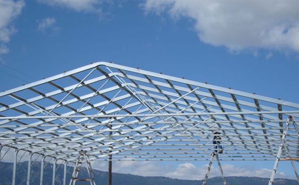 Versatube Steel Building Systems Products Combine The